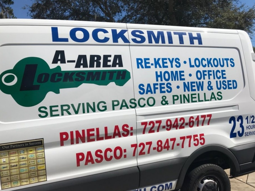 Trust an experienced locksmith to get you out of a sticky situation